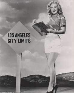 los angeles city limits