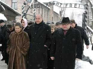 Auschwitz Simone Veil