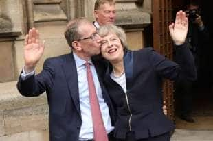 uk theresa may philip may
