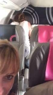 Mile High Club sesso video