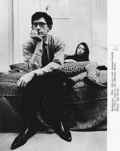 christo e jeanne claude 1964 chelsea hotel