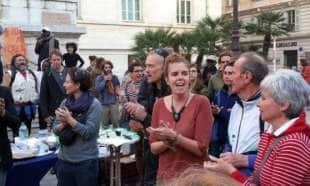 FRANCESCA PEIROTTI AL TRIBUNALE DI NIZZA