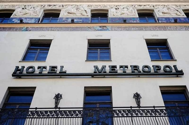 hotel metropol mosca
