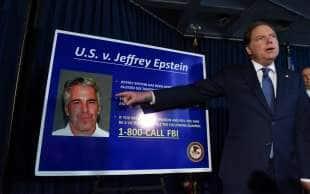 jeffrey epstein incriminato
