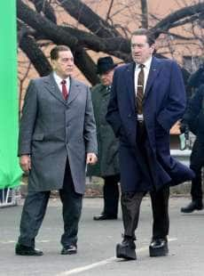 THE IRISHMAN AL PACINO ROBERT DE NIRO