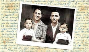 daniele israel e la famiglia