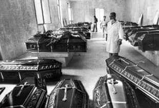 camera ardente vittime strage della stazione di bologna