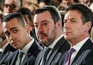 DI MAIO SALVINI CONTE