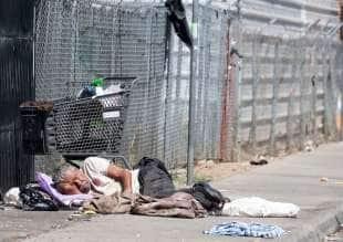 emergenza senzatetto a sacramento 25