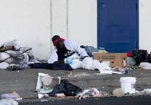 emergenza senzatetto a sacramento 3