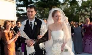 il matrimonio di chelsea clinton