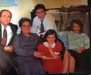 la famiglia di franco battiato