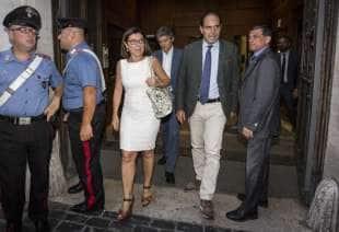 Paola De Micheli Andrea Martella Andrea Marcucci