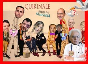QUIRINALE REPARTO MATERNITA' BY MACONDO