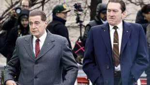the irishman al pacino e robert de niro 2