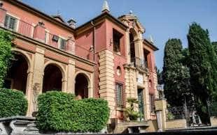 villa nazareth roma