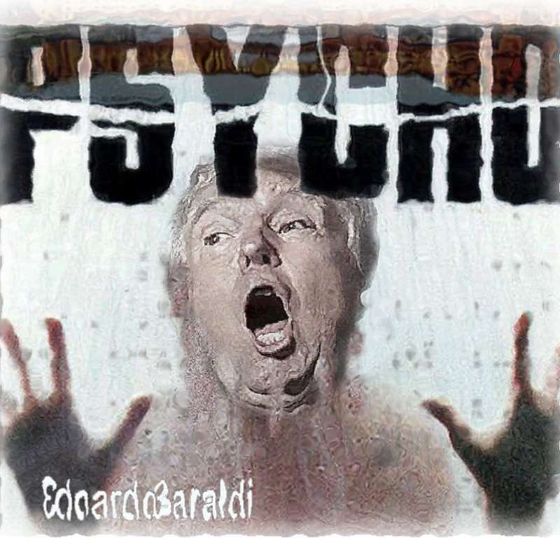 DONALD TRUMP PSYCHO