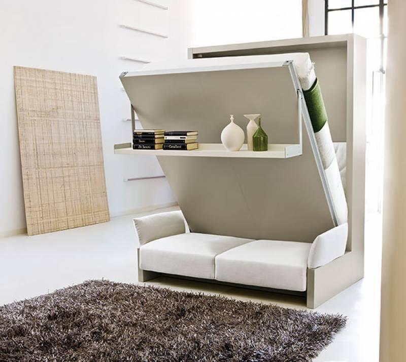 Idee Per Risparmiare In Casa.25 Originali Idee Per Risparmiare Spazio Nei Vostri Appartamenti