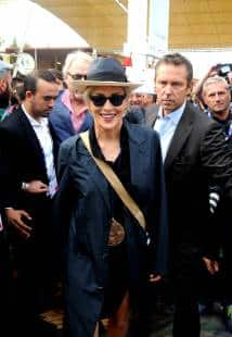 sharon stone all'expo 6