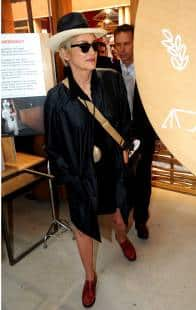 sharon stone all'expo m