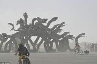 orgia cupola Burning Man Olanda teen porno