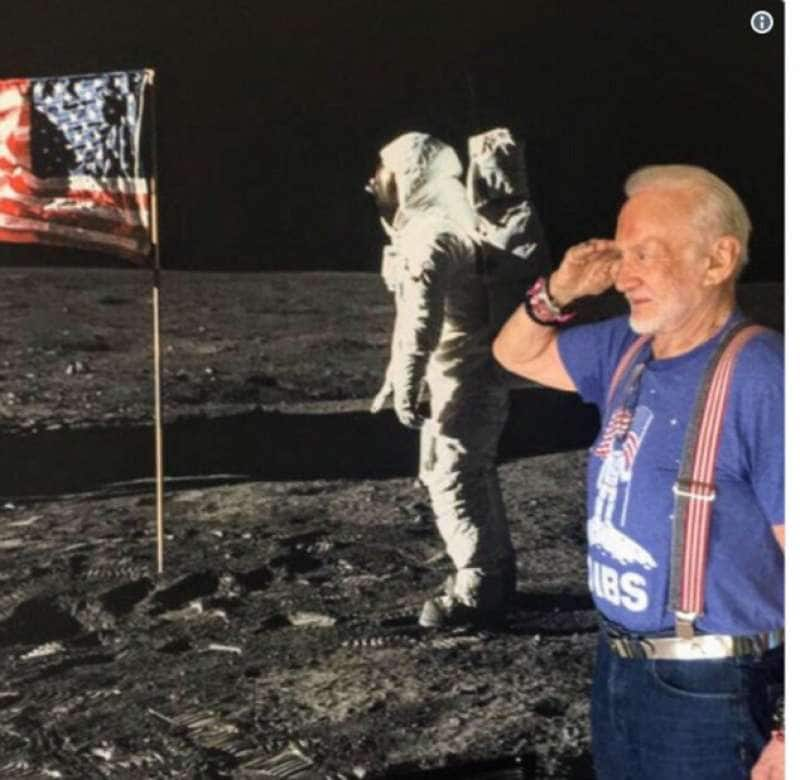 buzz aldrin says he is proud to be an american after - 720×810