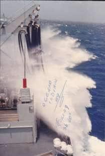 10 oceano indiano forza nove