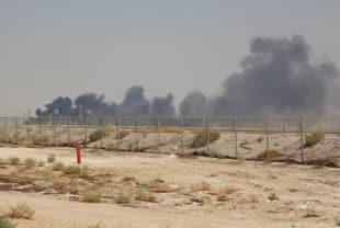 arabia saudita droni