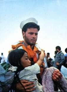 il soccorso ai vietnamiti