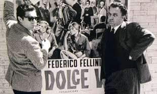 Mastroianni Fellini