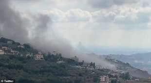 nuova esplosione di un deposito di hezbollah in libano 3