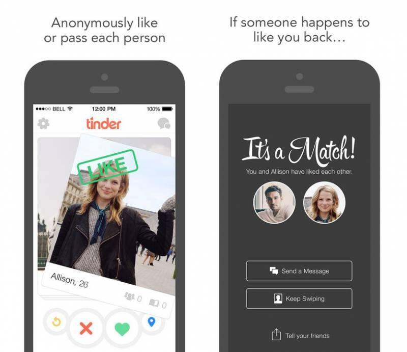 sesso app come Tinder
