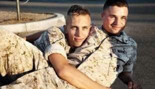 Militare gay porno com