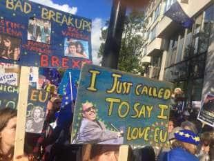 marcia anti brexit 28