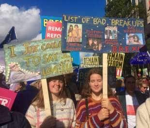marcia anti brexit 29