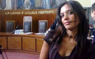 IMANE FADIL AL PROCESSO RUBY DEL TRIBUNALE DI MILANO