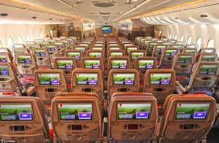 airbus a380 emirates