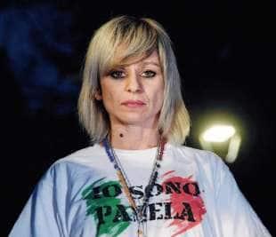 ALESSANDRA VERNI MADRE DI PAMELA MASTROPIETRO