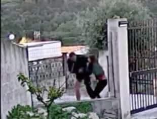 antonino borgia uccide ana di piazza i fotogrammi delle telecamere di sorveglianza 2