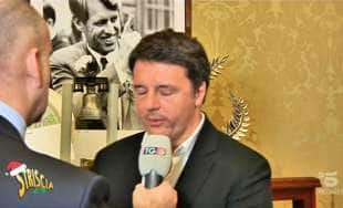 IL FUORIONDA DI MATTEO RENZI AL TG5