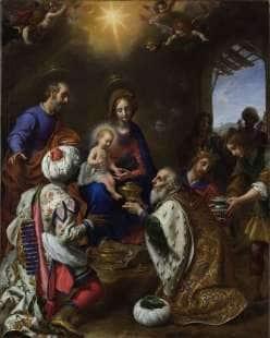 la national gallery con l adorazione dei magi