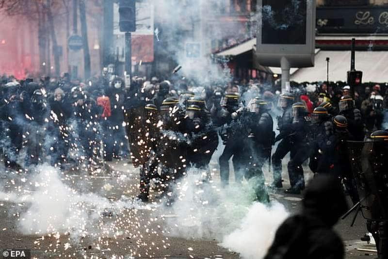 sciopero generale in francia 21