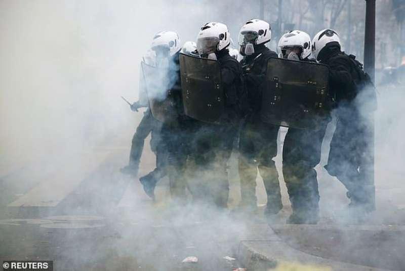 sciopero generale in francia 23
