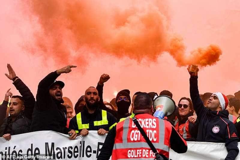 sciopero generale in francia 32