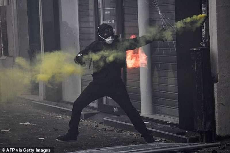 sciopero generale in francia 33