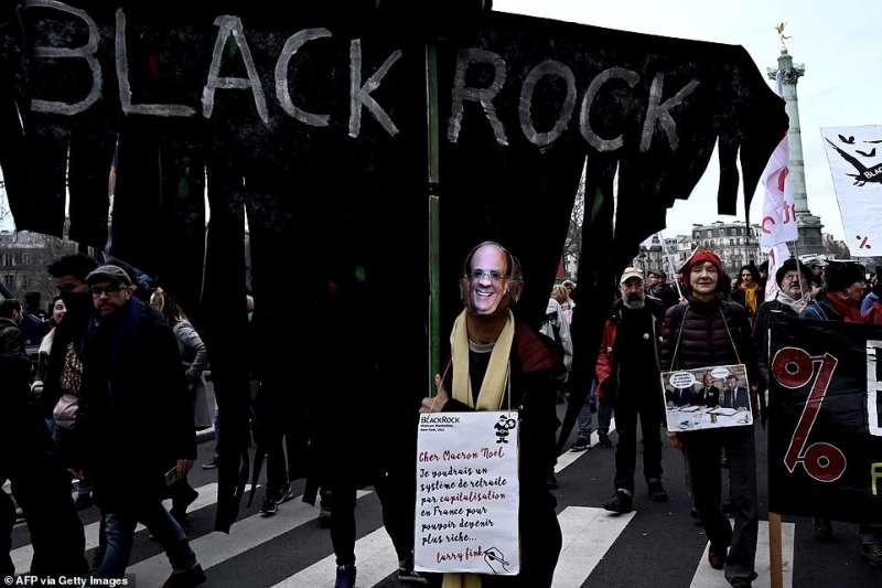 sciopero in francia tredicesimo giorno 19