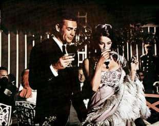 sean connery claudine auger