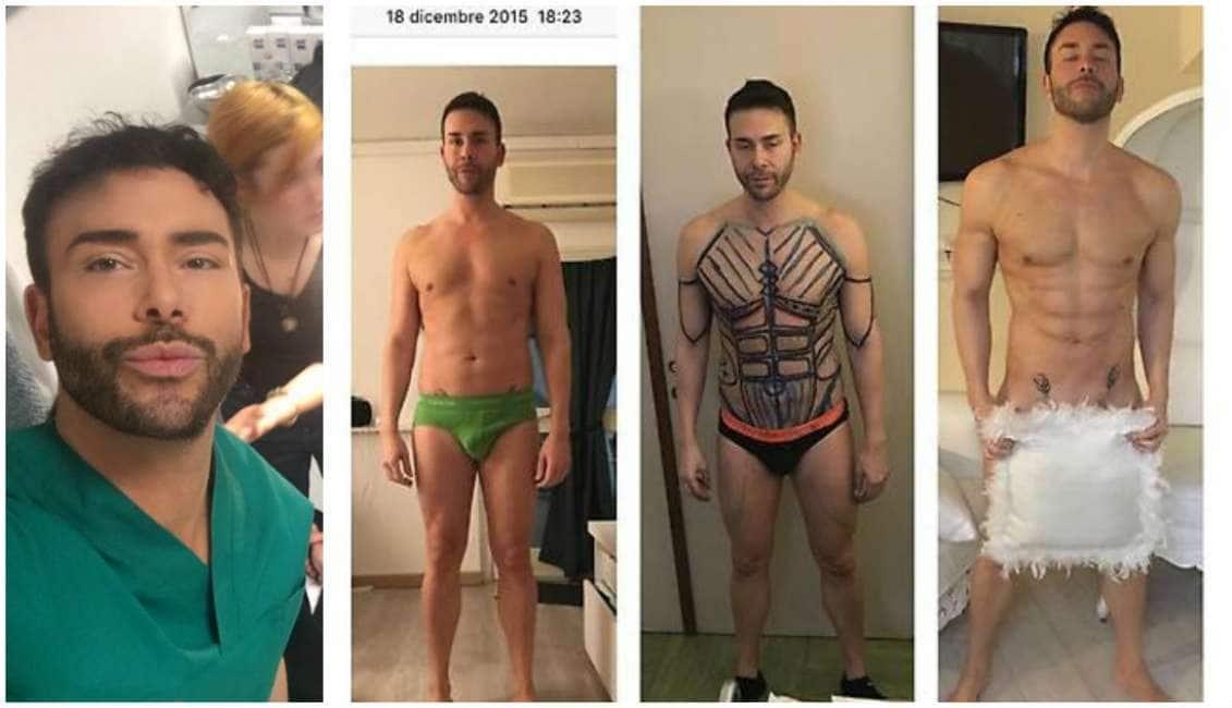 Nero Stud gay porno