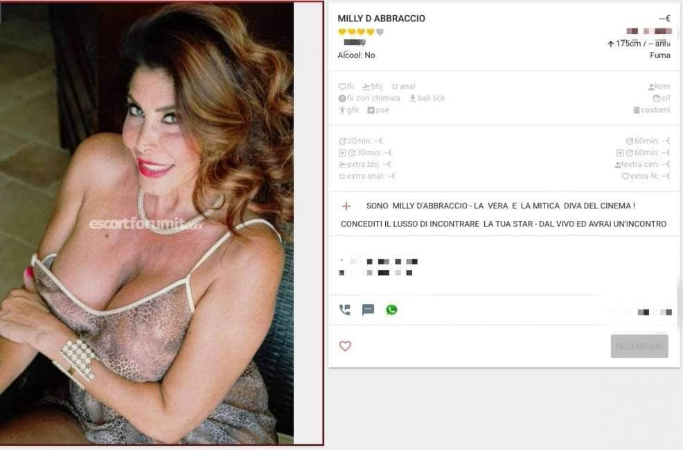 Personaggi famosi xxx video