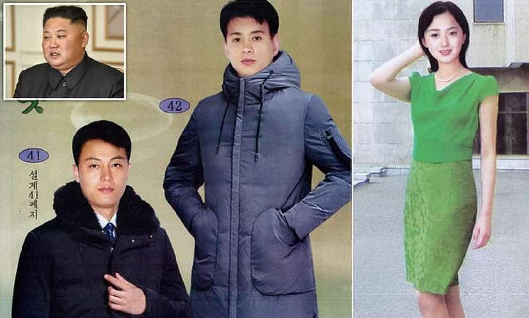 finest selection 2f746 5dd39 ciccio kim ha gusto per la moda– ministero nordoreano ...